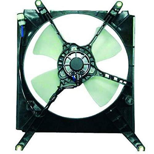 DIEDERICHS 6450201 Radiator Fan Complete: