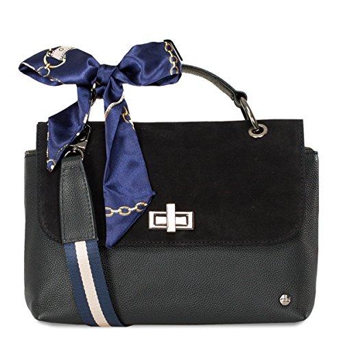 Desiderio DEC170701, Bolsa Aimee clásico, negro