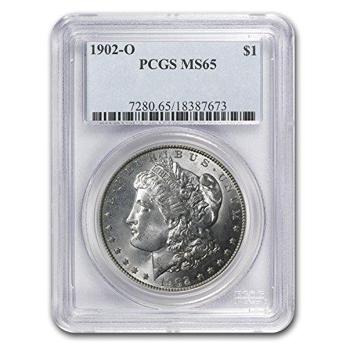 1902 O Morgan Dollar MS-65 PCGS $1 MS-65 PCGS