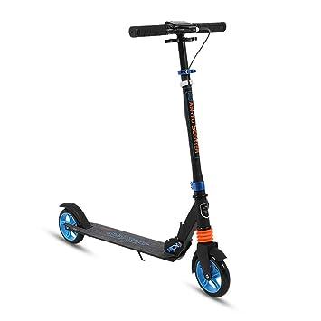 Plegable Patinete Aluminio, Freestyle City Kick Scooter con ...