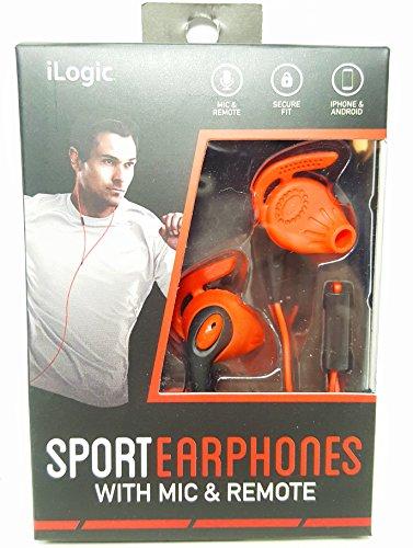 iLogic Sport Earphones Mic Remote product image
