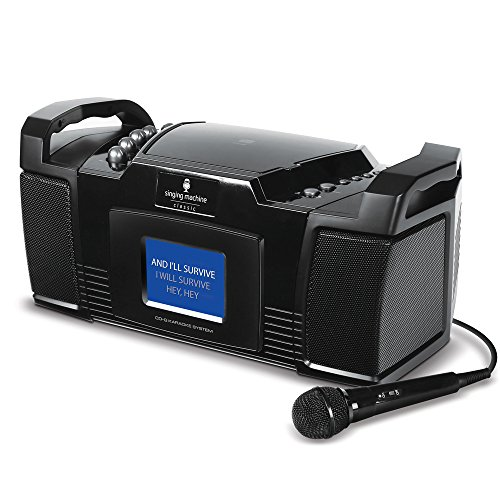 karaoke machine that connects to your tv