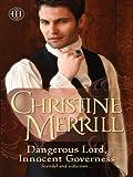 Dangerous Lord, Innocent Governess (Belston & Friends Series Book 2)