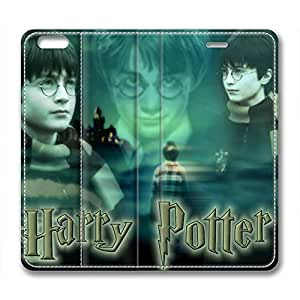 iCustomonline Magic Harry Potter PU Leather Standup Case for iPhone 6 Plus( 5.5 inch)