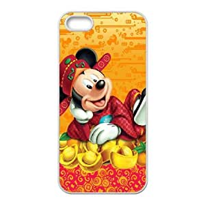 iPhone 4 4s Cell Phone Case White Mickey Mouse 8 JNR2040387