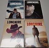 Buy Longmire: Complete Series 1-4 Bundle Collection