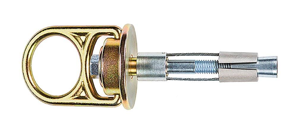 Anchorage Connector, Permanent, 5000 lb.: Amazon.com: Industrial & Scientific