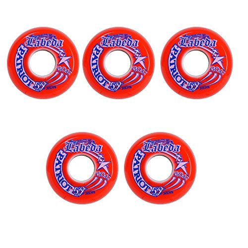 Labeda Wheels Inline Roller Hockey Patriot Goalie 5-Pack 59mm Indoor Goal