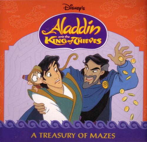 Aladdin and the King of Thieves - A Treasury of Mazes