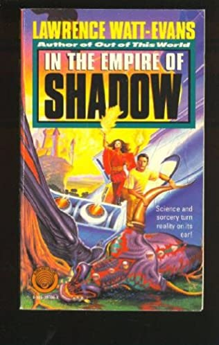 book cover of In the Empire of Shadow