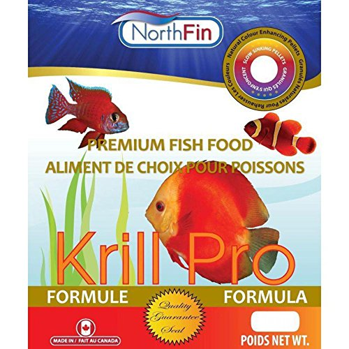 Picture of Northfin Food Krill Gold 2Mm Pellet 80 Gram Package