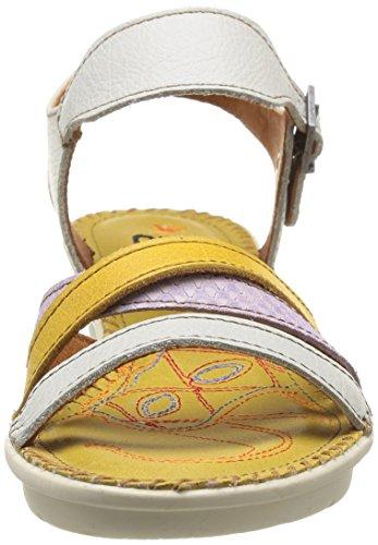 Art Venice, Con cinturino alla caviglia Donna Bianco (Weiß (Bone))