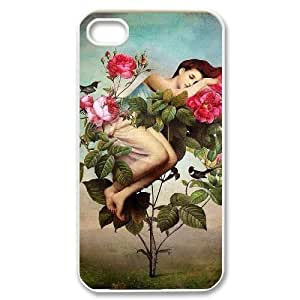 LASHAP Phone Case Of Art New Artist for iPhone 4/4S