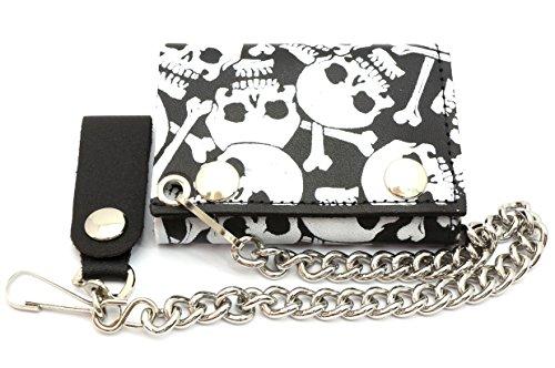 Evil Skull Wallet - 7