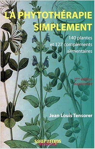 Livres gratuits La Phytothérapie simplement pdf