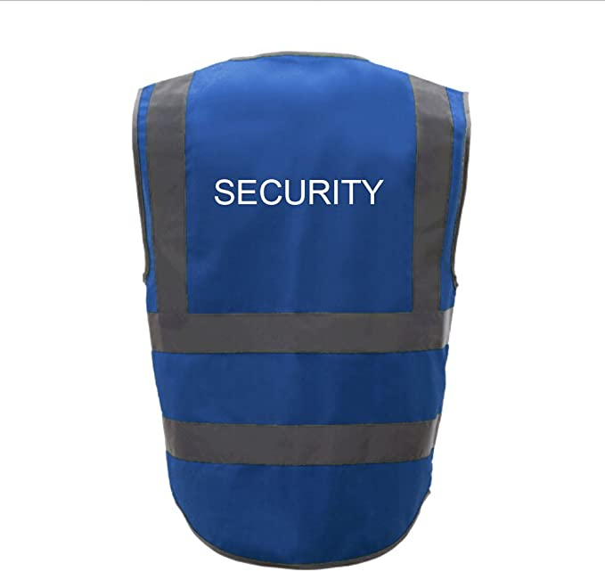 Gogo Chaleco de Seguridad de Alta Visibilidad de Seguridad 9 ...