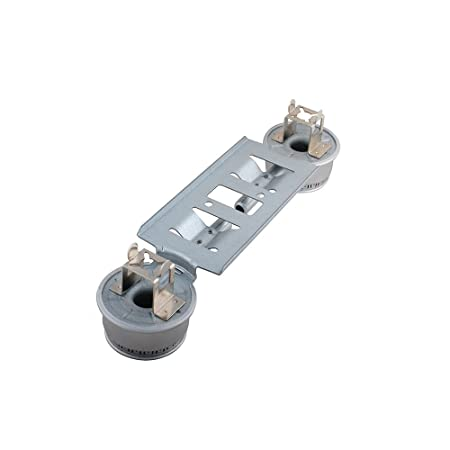 Amazon.com: Podoy WB16K10026 Double Burner Kit Compatible GE General Electric Range Assembly Replaces WB29K17 P2633210 WB16K10003: Home Improvement