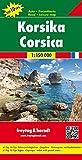 Corsica 1:150.000: Toeristische Wegenkaart 1:150 000