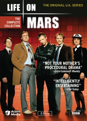 Life On Mars: The Complete Collection ()