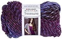 Red Heart E788.1901 Boutique Treasure Yarn, Mosaic
