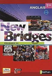 Anglais 1res B1/B2 New Bridges : Programme 2011 (1Cédérom)