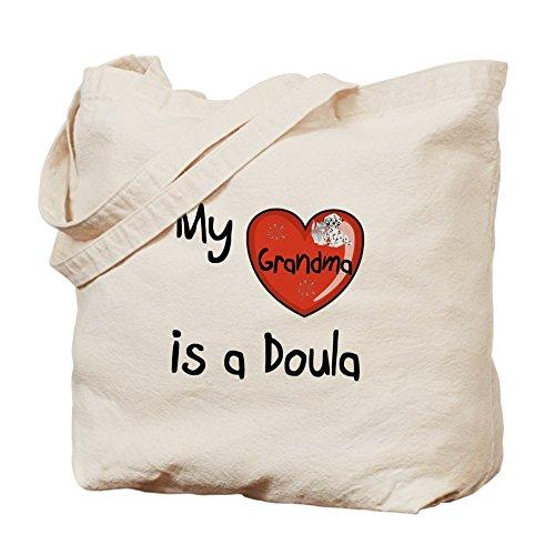 CafePress Doula–Natural–Gamuza de bolsa de lona bolsa, bolsa de la compra