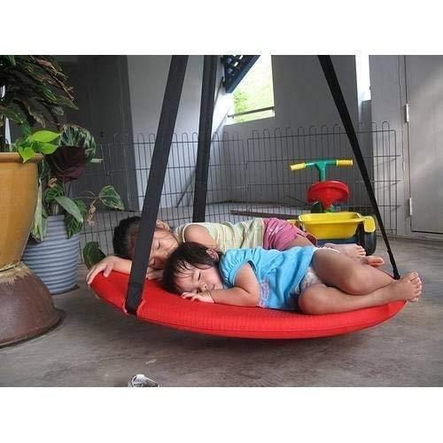 Modish Amazon.com: IKEA SVAVA - Swing, red, black - 160x92 cm: Kitchen AQ02