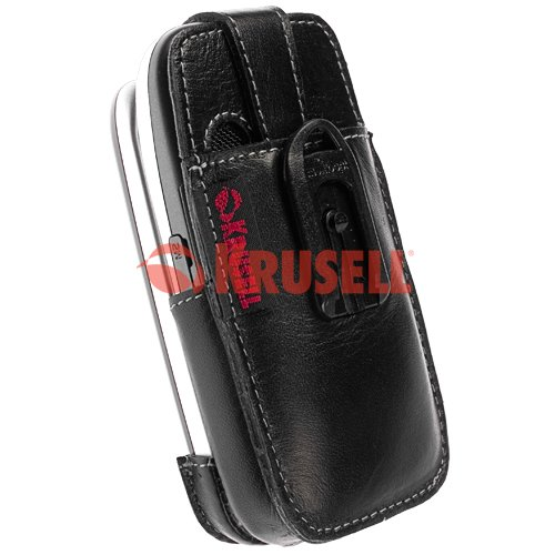 Krusell Elastic Multidapt Leather Case for Sony Ericsson Z750 / -