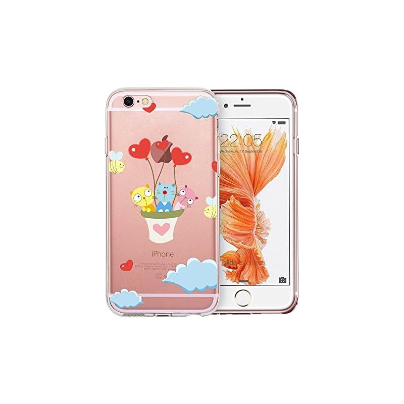 iPhone 6 Case, iPhone 6S Case, Doramifer
