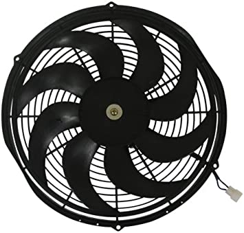 Derale 18214 14 High Output Radiator Fan