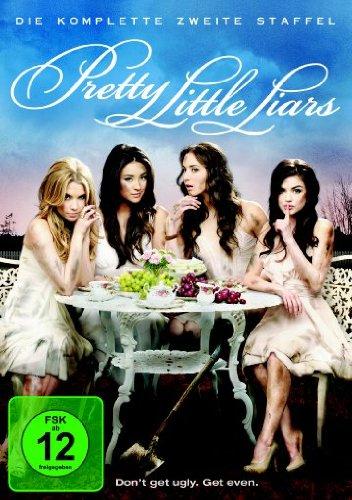 Pretty Little Liars - Die komplette zweite Staffel