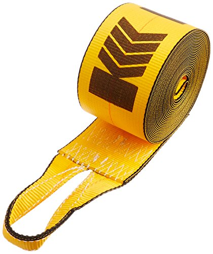 Read About Kinedyne (423030) 4 x 30' Cargo Winch Strap with Sewn Loop