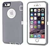 Best Ai-case Waterproof iPhone 4 Cases - iPhone 6S Plus Case, Built-in Screen Protector PC Review