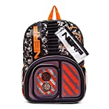 Nerf Backpack - Includes Sticker Sheet and Pencil Case!