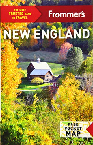 Frommer's New England (Complete Guides) (Best Road Trip From Boston To Maine)