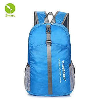 81d9e94d99e9 Image Unavailable. Flash Sale! TOUSECRET Ultra Lightweight Packable Durable  Water Resistant Travel Hiking Daypack Handy Foldable Camping