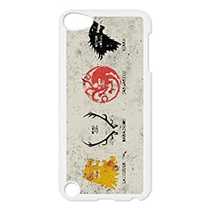 Ipod Touch 5 Phone Case for Game of Thrones pattern design