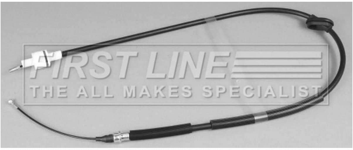 First Line FKC1159 Clutch Cable
