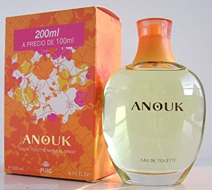 Anouk by Antonio Puig 200 ml EDT spray mujeres NEU OVP