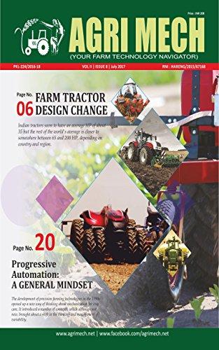 AGRI MECH: July 2017 (Bridging Technological Gaps)