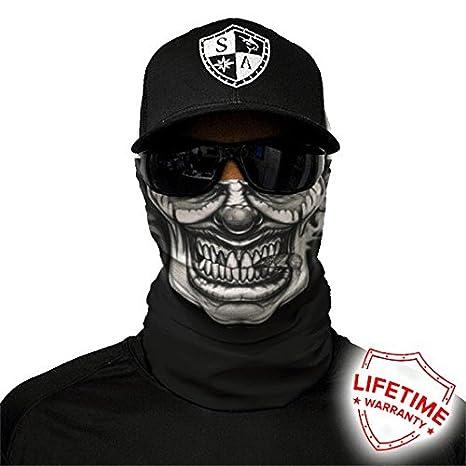 082bf967a2e3 Salt Armour  quot Mischief Foulard écharpe Masque Protection Contre Le  Froid Halloween Ski Snowboard Pêche