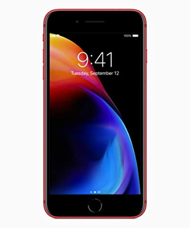 Apple Iphone 8 Plus 64gb Red For Att T Mobile Renewed