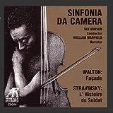 Walton: Facade / Stravinsky: L'Histoire de Soldat