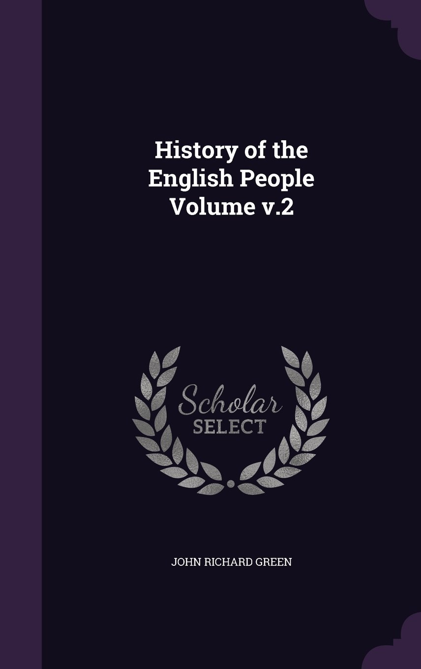 Download History of the English People Volume V.2 pdf epub