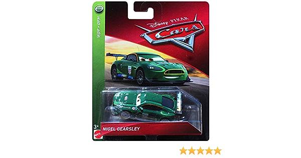 GPM Series 1:55 Scale Collectible Die Cast Model Car Disney//Pixar Cars Nigel Gearsley WGP