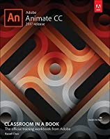 Adobe Animate CC Classroom in a Book Front Cover