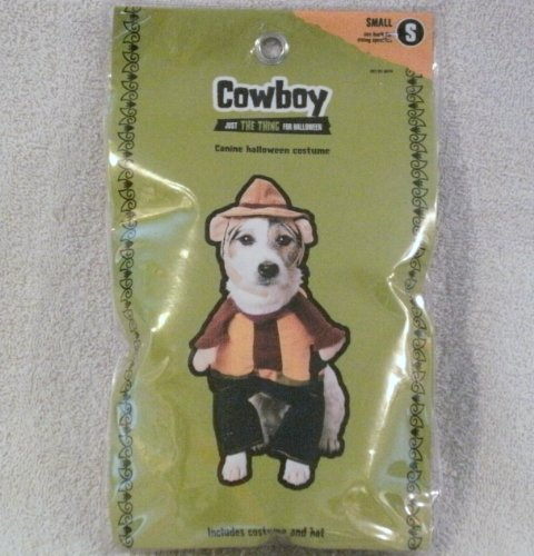 [Cowboy Dog Halloween Costume] (Target Cowboy Dog Costume)