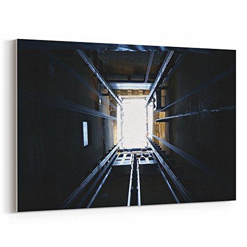 Westlake Art - Weight Roof - 24x36 Canvas Print Wall Art - C