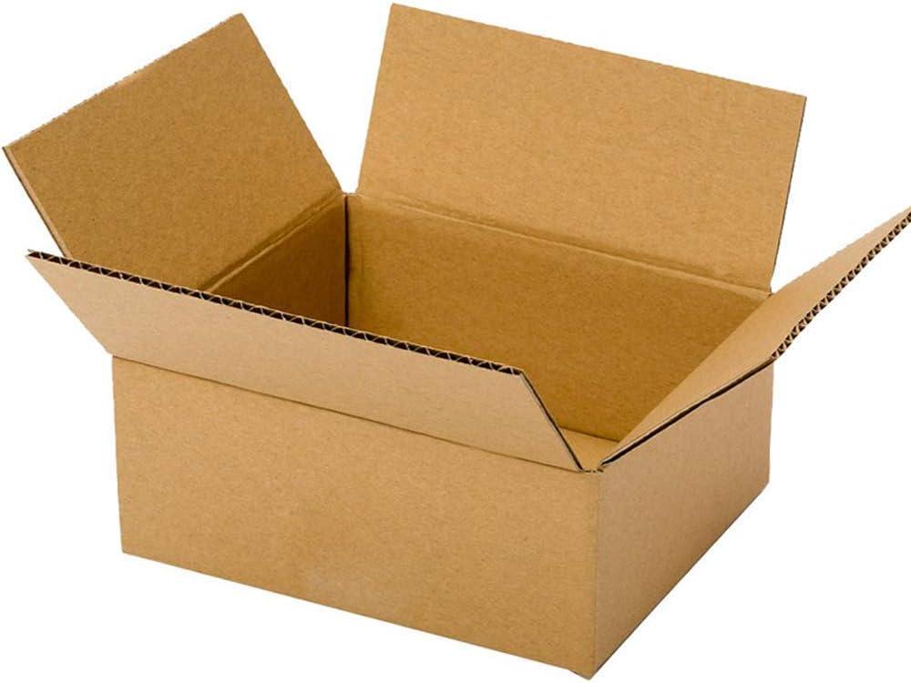 200-6 x 4 x 4 White Corrugated Mailers Shipping Packing Fold Boxs 6x4x4