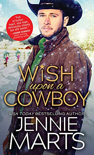 Wish Upon a Cowboy (Cowboys of Creedence Book 4)